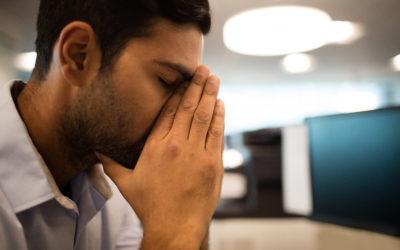 4 tips for å håndtere nervøsitet og frykt